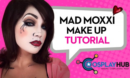 Make up tutorial: Mad Moxxi