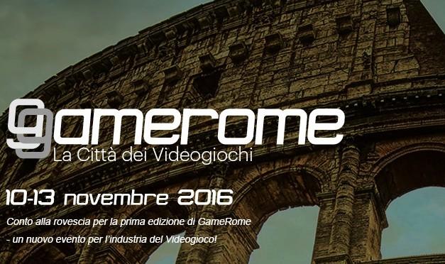 GameRome, il Festival gratuito per tutti i videogiocatori