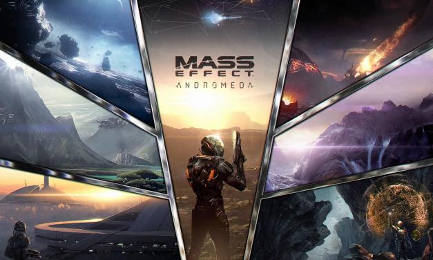 Mass Effect: Andromeda. Rivelato il volto del protagonista