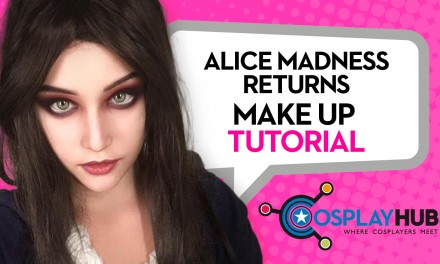 Make up Tutorial: Alice Madness Returns