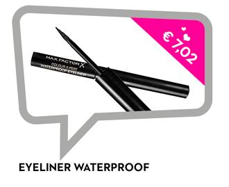 eyeliner ciglia finte