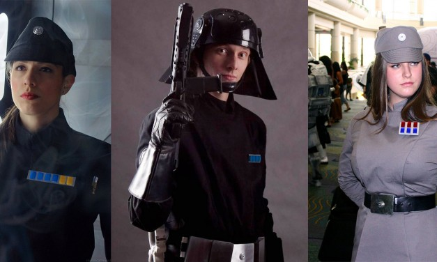 I Cosplay di Star Wars: l'imperial officer