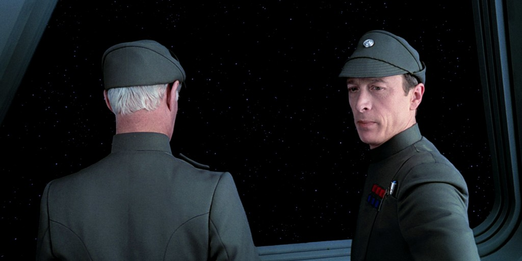 Imperial officers Star Wars