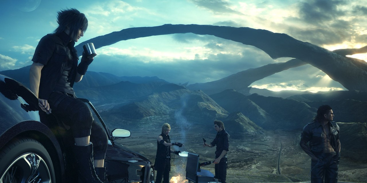 Countdown per Final Fantasy XV