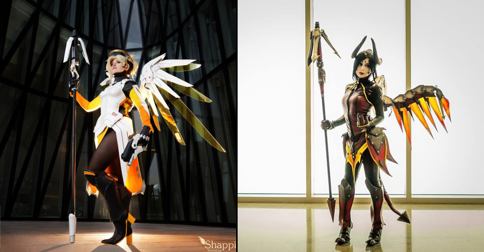 mercy devil mercy cosplay