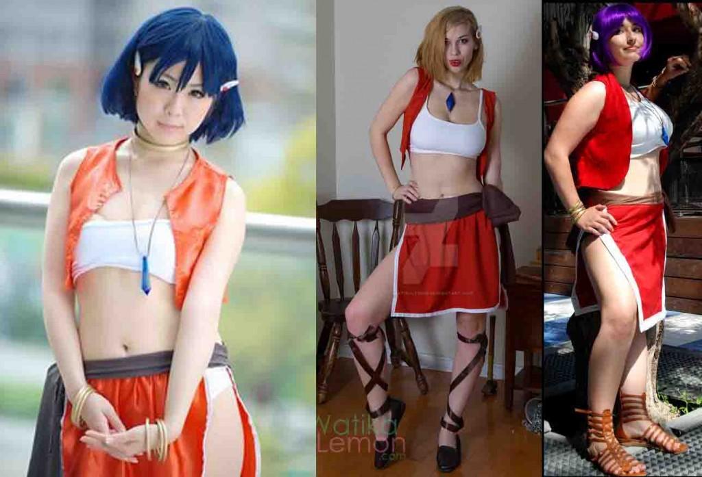 Fushimi no umi no nadia cosplay fail