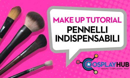 Make Up Tutorial: Pennelli indispensabili (e come utilizzarli)