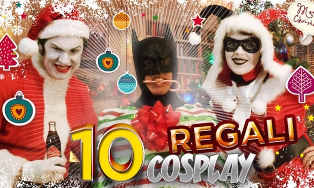10 regali di Natale perfetti per un cosplayer