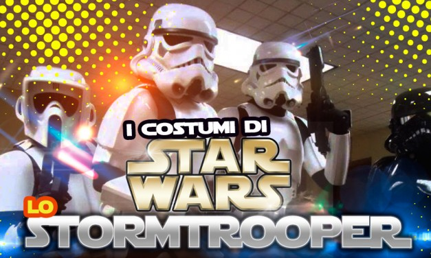 I costumi di Star Wars: lo Stormtrooper