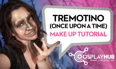 Make Up Tutorial: Tremotino – Once Upon a Time