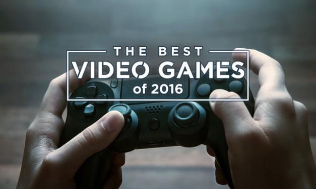 Top 5 dei migliori videogame del 2016