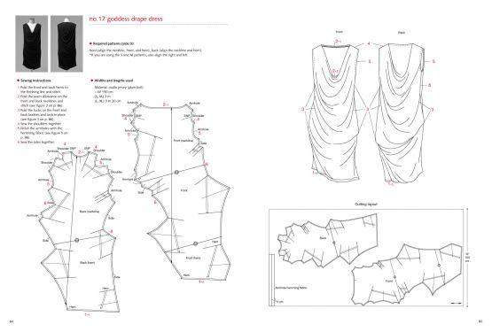 draping pattern