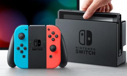 Nintendo Switch, la nuova console portatile