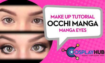 "Make Up tutorial: occhi ""effetto Manga"""