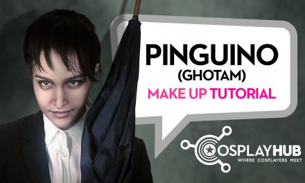 "Make Up Tutorial: Pinguino (""Gotham"", Fox Tv serie)"
