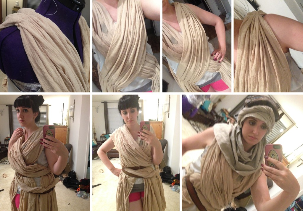 draping rei cosplay star wars