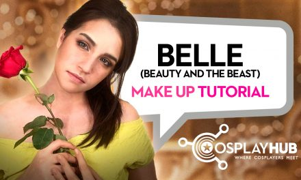 Make Up Tutorial: Belle (Emma Watson, Beauty and the Beast)