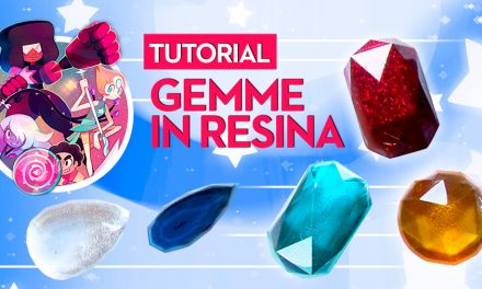 Tutorial: realizzare gemme in resina
