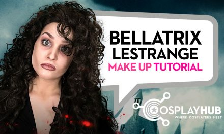 Make up Tutorial: Bellatrix Lestrange (Harry Potter)