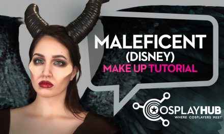 Make up Tutorial: Maleficent (Disney)