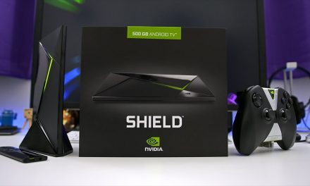 La nuova Nvidia Shield TV 2017