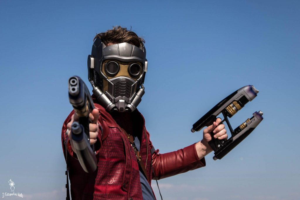 Star Lord Cosplay Tour