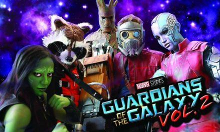 Guardiani della Galassia: i protagonisti del Cosplay Tour. Parte 1
