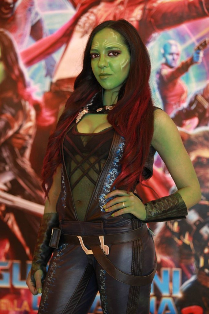 Guardiani della Galassia Gamora