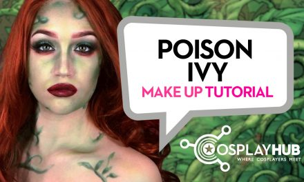 Make up Tutorial: Poison Ivy