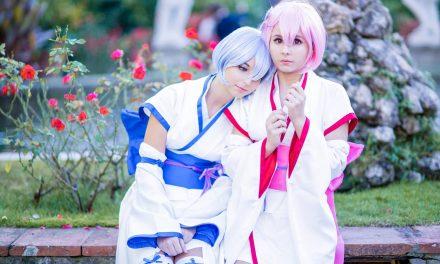 Dacchan e Hitomi, la leggerezza del cosplay