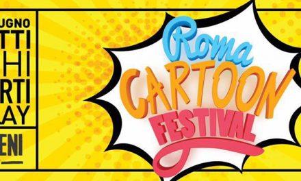Roma Cartoon Festival: c'è una nuova fiera in città