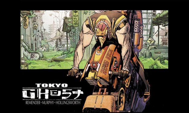 Tokyo Ghost: il cyberpunk ritorna in grande