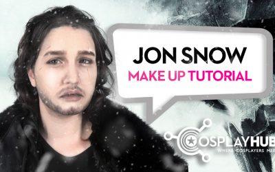 SPECIALE GOT / Make up Tutorial: Jon Snow