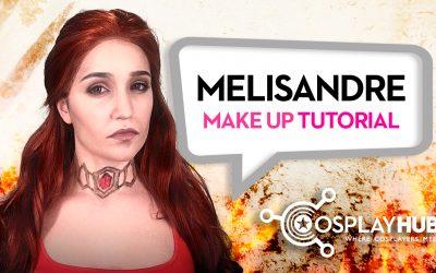 SPECIALE GOT / Make up Tutorial: Melisandre