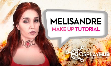 SPECIALE GOT / Make up Tutorial: Melisandre