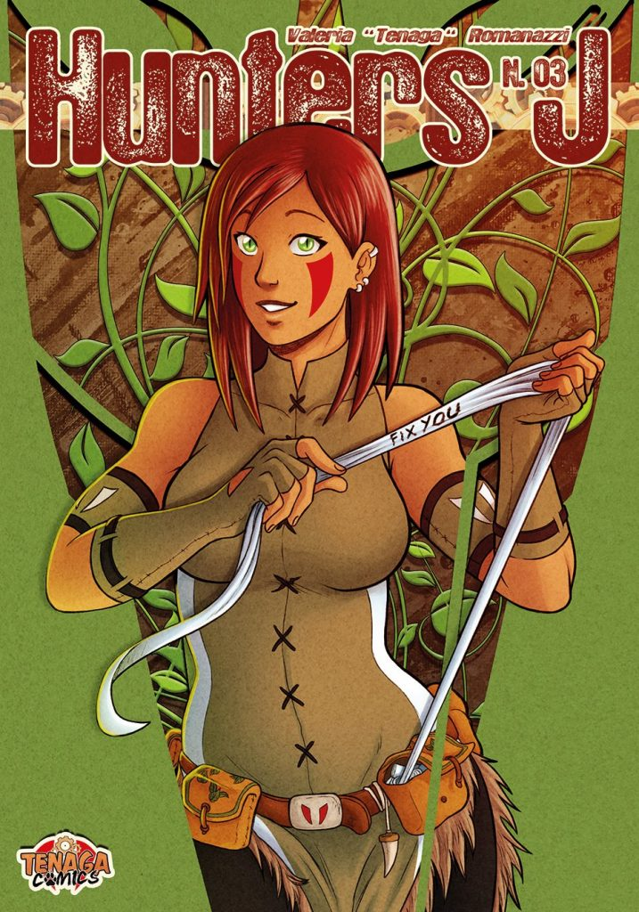 Hunters J volume 3