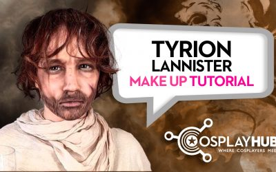 Make-up Tutorial: Tyrion Lannister, Game of Thrones