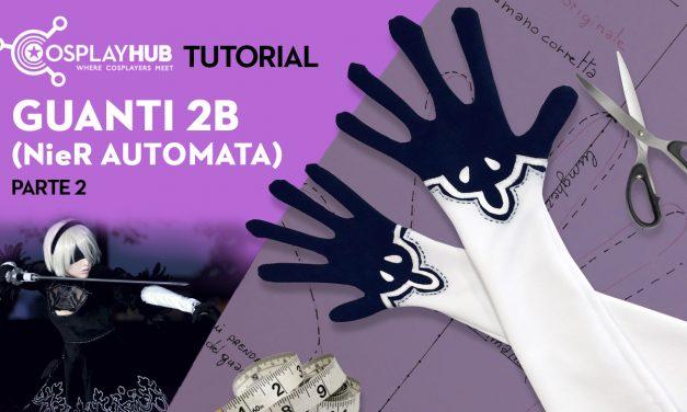 Tutorial: guanti 2B (NieR Automata) – Parte 2 di 3