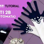 Tutorial: guanti 2B (NieR Automata) – Parte 1 di 3