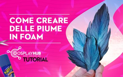 Come creare delle piume in Foam