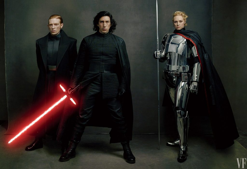 last jedi first order costume
