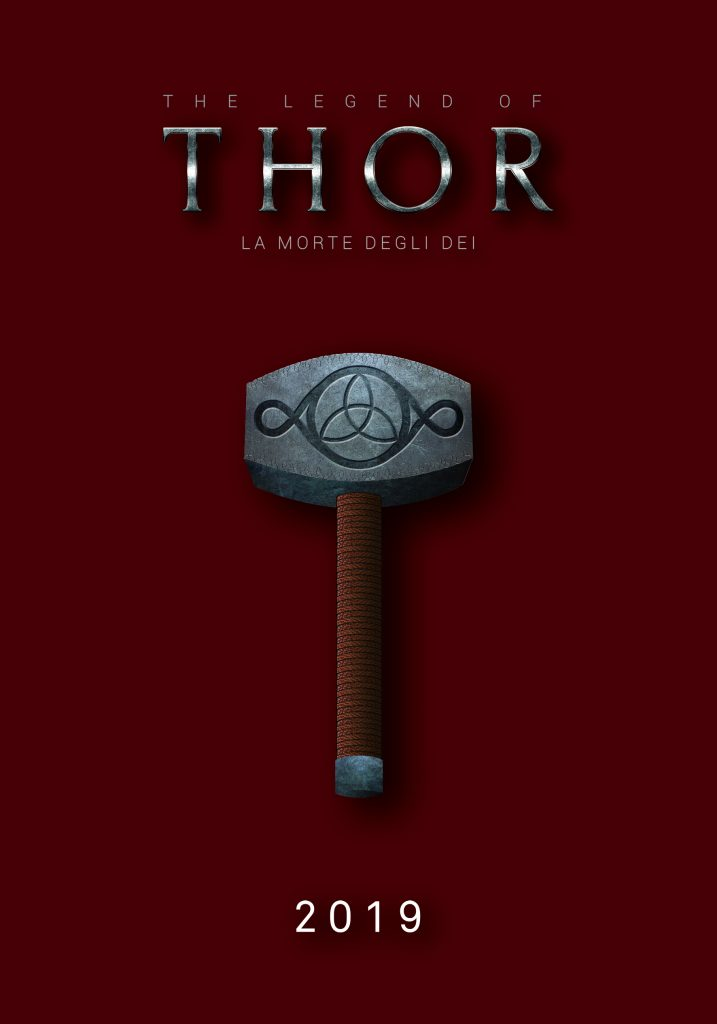 Locandina de La leggenda di Thor