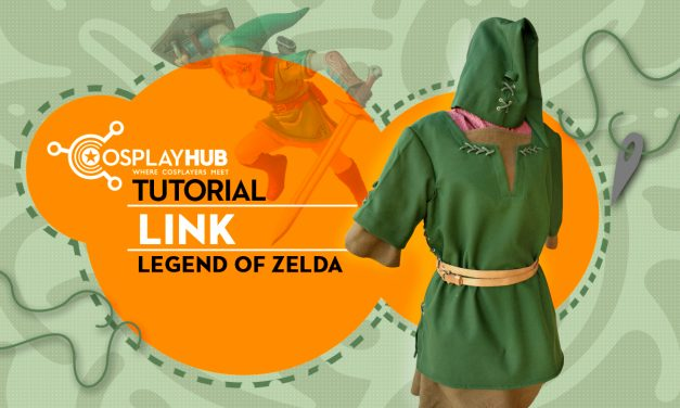 Tutorial: casacca e cappuccio di Link (Legend of Zelda)
