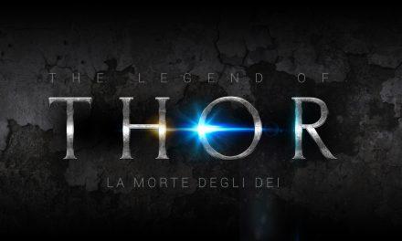 La leggenda di Thor arriva a teatro