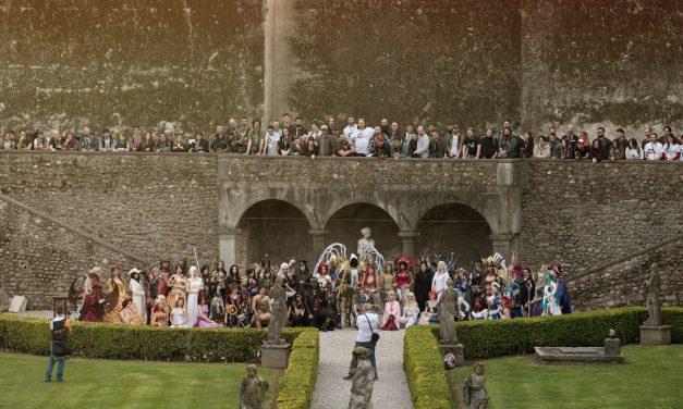 Una nuova direzione per il cosplay in Italia: Volta in Cosplay 2018