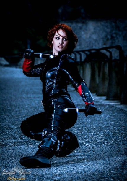 Black Widow – Sara Zenga
